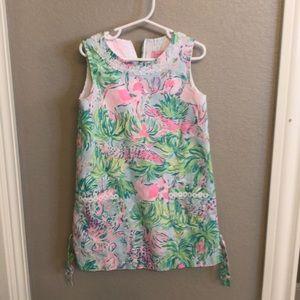 Lilly Pulitzer Girls Dress Size 6